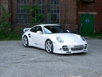 Porsche 997 Turbo Shark by Edo Competition - Acte 2