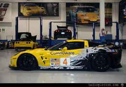 Corvette C6.R GT2 : les couleurs 2010