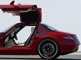 Une Mercedes SLS AMG Hamann dans les cartons !