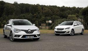 Marché européen: novembre en hausse, le groupe Renault dépasse PSA