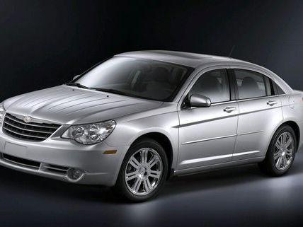 Chrysler Sebring : en fait, sa remplaçante s'appellerait toujours Sebring