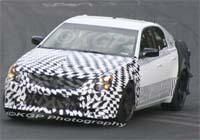 Future Cadillac CTS-V motorisée par le bloc V8 de la Corvette ZO7 !?