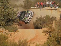 WRC Portugal Shakedown : Ogier devance Loeb d'un dixième, Block s'envoie en l'air