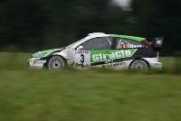 Condroz: Pieter Tsjoen vainqueur, Loix et Vouilloz, chasseurs de WRC