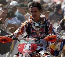 Motocross mondial :  St Jean d'Angély, 20 sur 20 pour Musquin