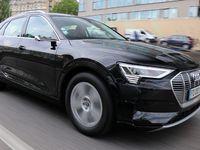 L'Audi e-tron 55 quattro jusqu'à la panne : supertanker électrique