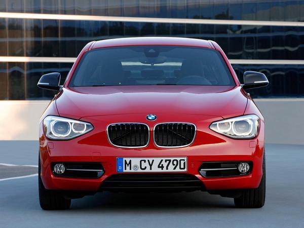 BMW produira une Série 1 berline en 2017