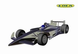 IndyCar 2012: Premières images de la proposition de Lola