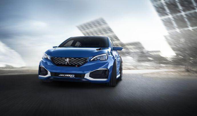 Peugeot : pas de nouvelle voiture de sport avant longtemps, le projet 308 R Hybrid gelé