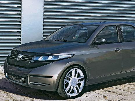 Dacia, bientôt rival de Skoda en Allemagne !