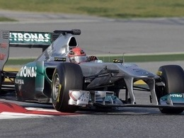 Schumacher : « Red Bull, l'équipe à battre »
