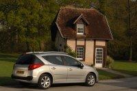 Peugeot 207 SW : toutes les infos et toutes les photos !