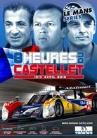 """Peugeot 908 """"Oreca"""": Olivier Panis a moulé son baquet"""