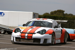 Photos du jour : Porsche 996 GT2 R