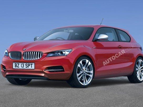 Quelques informations sur la petite BMW qui doit venir épauler la Serie 1