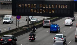 Pollution et circulation alternée : c'est l'anarchie en France