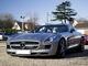 Photos du jour : Mercedes SLS AMG (Cars&Coffee Paris)