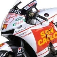 Moto GP: Les nouvelles couleurs Gresini