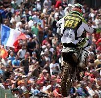 Motocross mondial :  St Jean d'Angély, CLS plutôt déçu