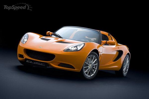 Officiel : voici la nouvelle Lotus Elise