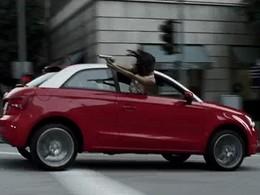 [Vidéo] Justin Timberlake en Audi A1, le deuxième épisode avec des coups de feu, une brune dangereuse et une grosse Crown Victoria