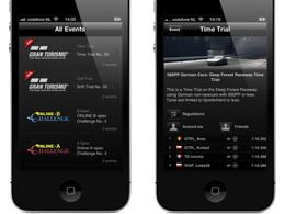 GT Academy : une application iPhone pour suivre votre avancée dans le championnat