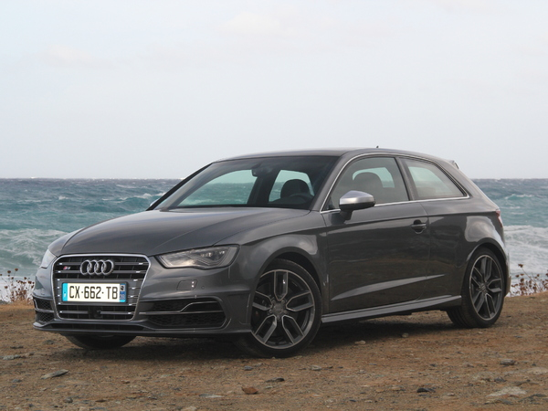 Essai vidéo - Audi S3 : tradition et modernité