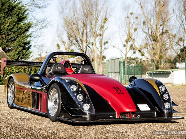 Photos du jour : Radical SR3 SL (Cars&Coffee Paris)