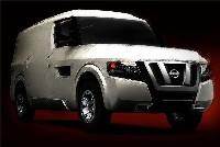Salon de Détroit: Nissan NV2500 Concept