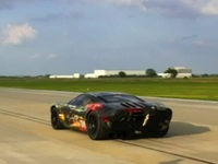 Hennessey Ford GT : toujours plus rapide