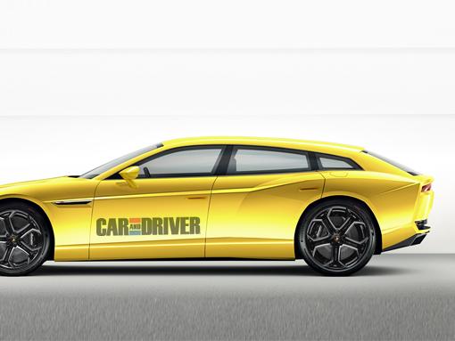 Lamborghini Estoque wagon: pour le plaisir?