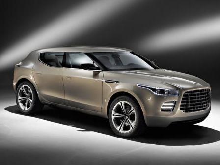 Aston Martin : un SUV et une berline seront dévoilés d'ici un an