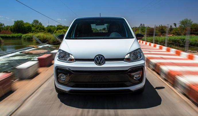 La Volkswagen Up! GTI sera lancée dans un an