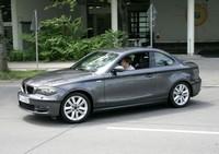 Future BMW Série 1 Coupé pour Francfort !