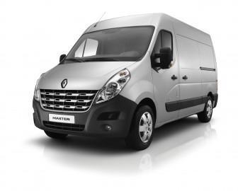 Les commandes du nouveau Renault Master sont ouvertes