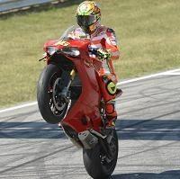 Actualité Moto - Economie: Gabriele Del Torchio parle de Ducati à Misano