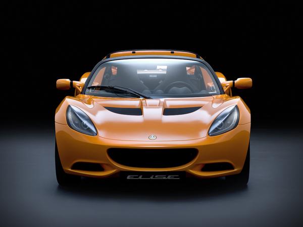 La nouvelle Lotus Elise 1,6 litre échappe au malus