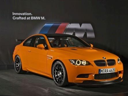 BMW : et maintenant, une M3 GTS-R encore plus radicale ?