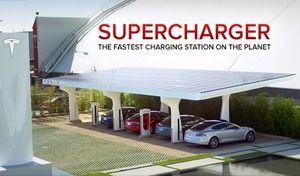 Tesla : un compteur tarifaire pour ceux qui abusent des superchargers