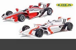 """La proposition de Lola pour l'IndyCar de demain: """"Encorer"""""""