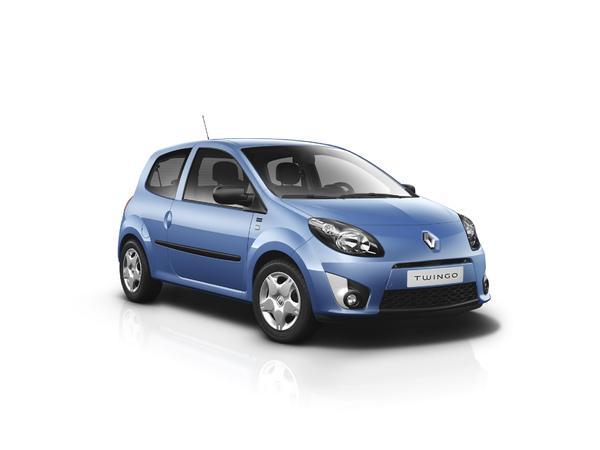 Nouvelles gammes Renault Twingo et Modus