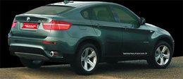 un échappement Remus pour le BMW X6