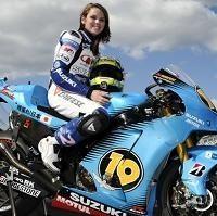 Moto GP - Etats-Unis: Elena Myers a piloté la Suzuki à Indianapolis