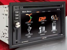 Zenec commercialise une nouvelle station multimédia double DIN