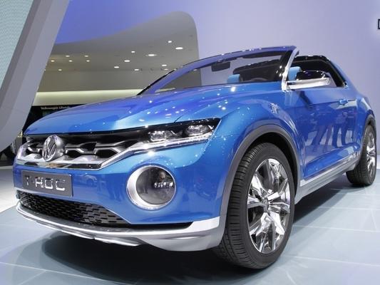 Volkswagen préparerait un crossover sur base de Polo