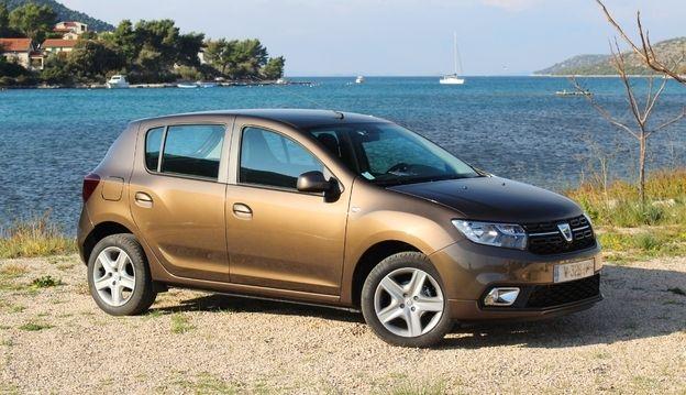 Les Dacia Sandero et Logan restylées arrivent en concession: arrivées à maturation