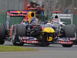 F1-GP d'Australie: Ça plane pour Vettel !