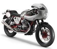Moto Guzzi : kit carénage pour la V7 Racer 750