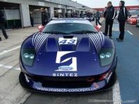 Photo du jour : Ford GT GT3