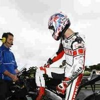 "Moto GP - Edwards: ""Je préfère le 16,5"""